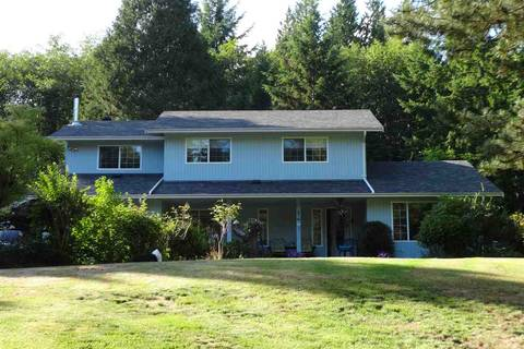 House for sale at 524 Esperanza Rd Gibsons British Columbia - MLS: R2392129