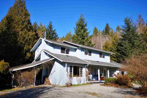 House for sale at 524 Esperanza Rd Gibsons British Columbia - MLS: R2435346