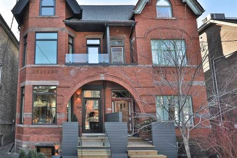 Townhouse for sale at 524 Euclid Ave Toronto Ontario - MLS: C4702933