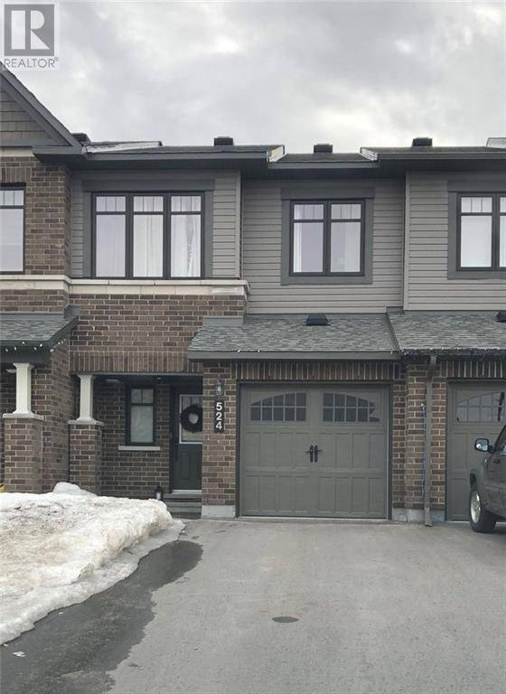 Townhouse for sale at 524 Petrichor Cres Ottawa Ontario - MLS: 1187897