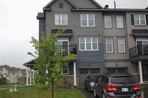 House for sale at 524 Thimbleberry Rw Ottawa Ontario - MLS: 1204146