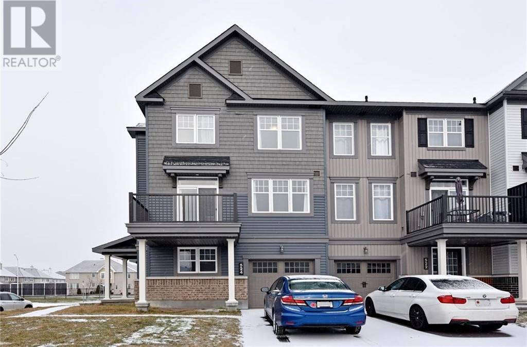 Townhouse for sale at 524 Thimbleberry Rw Orleans Ontario - MLS: 1177061