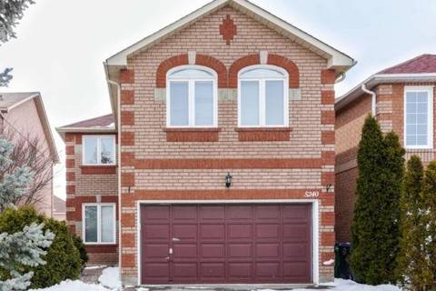 House for sale at 5240 Willowside Ct Mississauga Ontario - MLS: W4689402