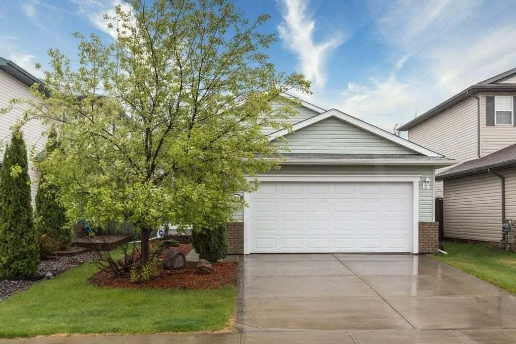 House for sale at 5241 162a Av NW Edmonton Alberta - MLS: E4198347