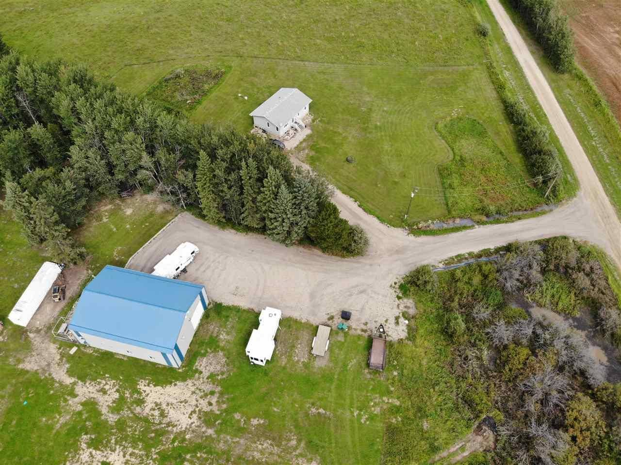 House for sale at 52410 Rge Rd Rural Parkland County Alberta - MLS: E4171546