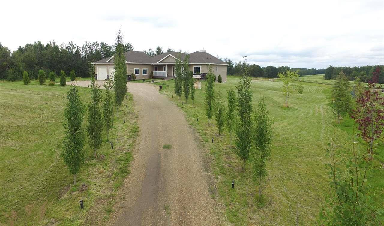 House for sale at 52418 Range Rd Rural Parkland County Alberta - MLS: E4156715