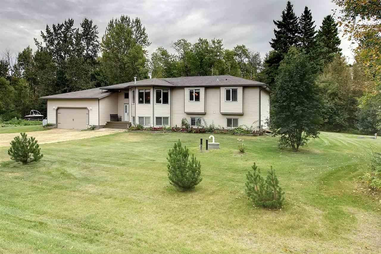 House for sale at 52423 Rge Rd Rural Parkland County Alberta - MLS: E4173970