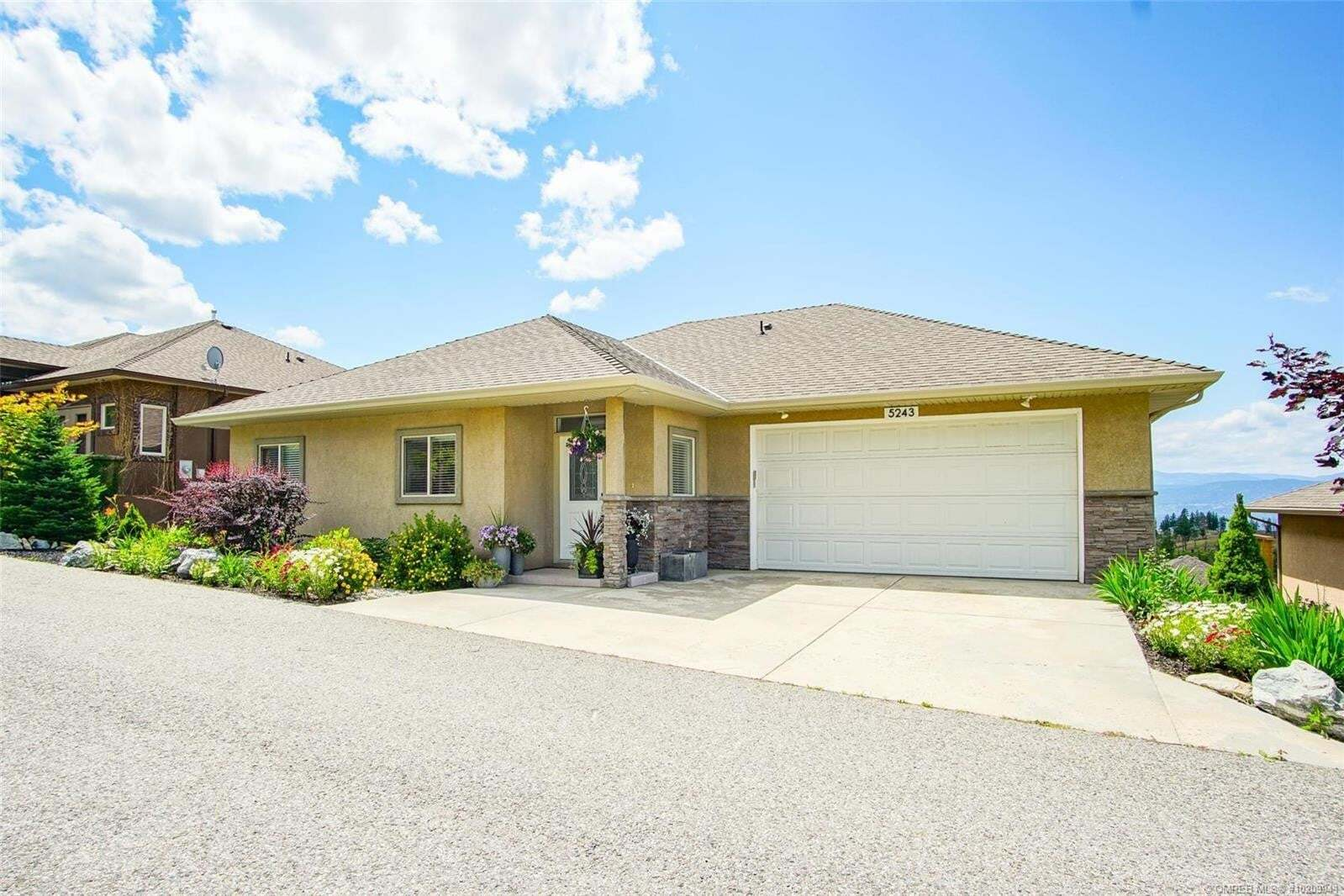 House for sale at 5243 Burnell Ct Kelowna British Columbia - MLS: 10209941