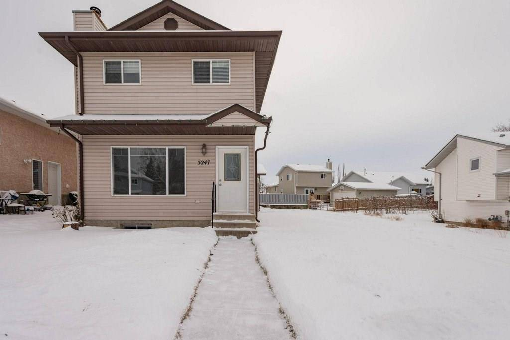 House for sale at 5247 49 Ave Gibbons Alberta - MLS: E4183786