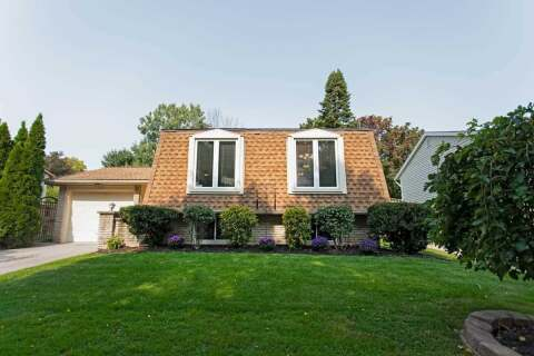 House for sale at 5247 Broughton Cres Burlington Ontario - MLS: W4925777