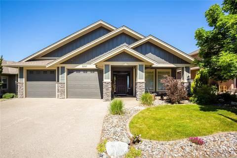 House for sale at 5247 Cobble Cres Kelowna British Columbia - MLS: 10186186