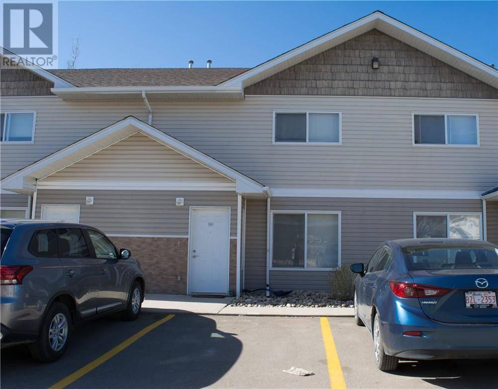 Townhouse for sale at 100 Jordan Pw Unit 525 Red Deer Alberta - MLS: ca0180941