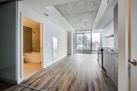 Apartment for rent at 30 Baseball Pl Unit 525 Toronto Ontario - MLS: E4686336