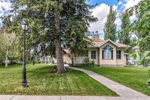 House for sale at 525 8 St Southwest High River Alberta - MLS: C4225806