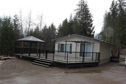 House for sale at 525 Bayview Rd Nakusp British Columbia - MLS: 2433415