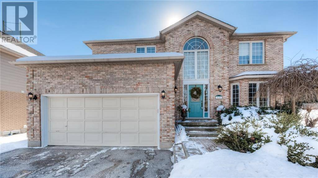 House for sale at 525 Chancery Ln Waterloo Ontario - MLS: 30792025