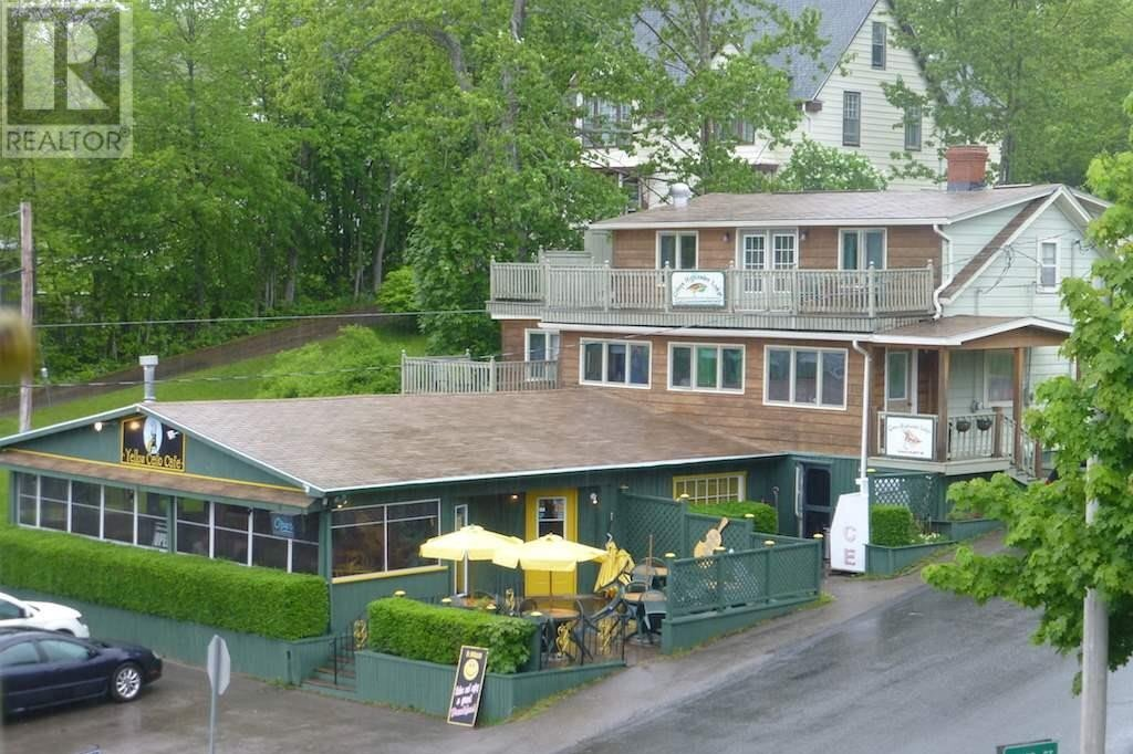 Commercial property for sale at 525 Chebucto St Baddeck Nova Scotia - MLS: 202000377
