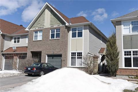 Townhouse for sale at 525 Devonwood Circ Ottawa Ontario - MLS: 1146015