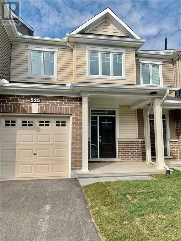 Townhouse for rent at 525 Hyssop St Ottawa Ontario - MLS: 1172125