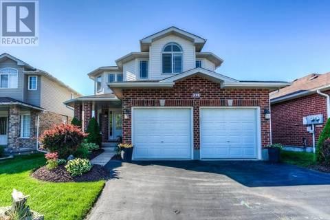 House for sale at 525 Landgren Ct Kitchener Ontario - MLS: 30743095