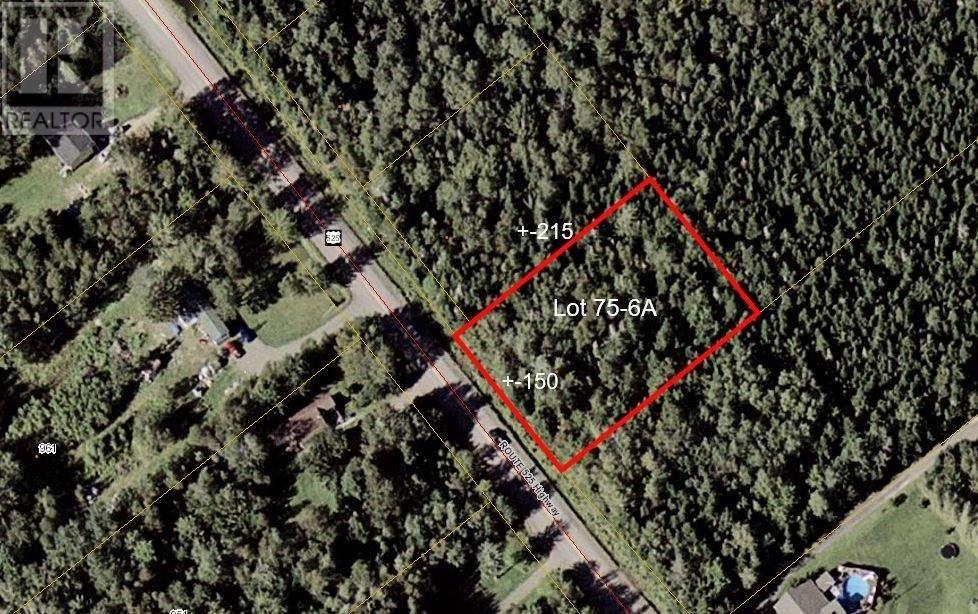 Home for sale at Lot 75-6A Route 525 Champdore Rte Unit 525 Ste. Marie-de-kent New Brunswick - MLS: M127813