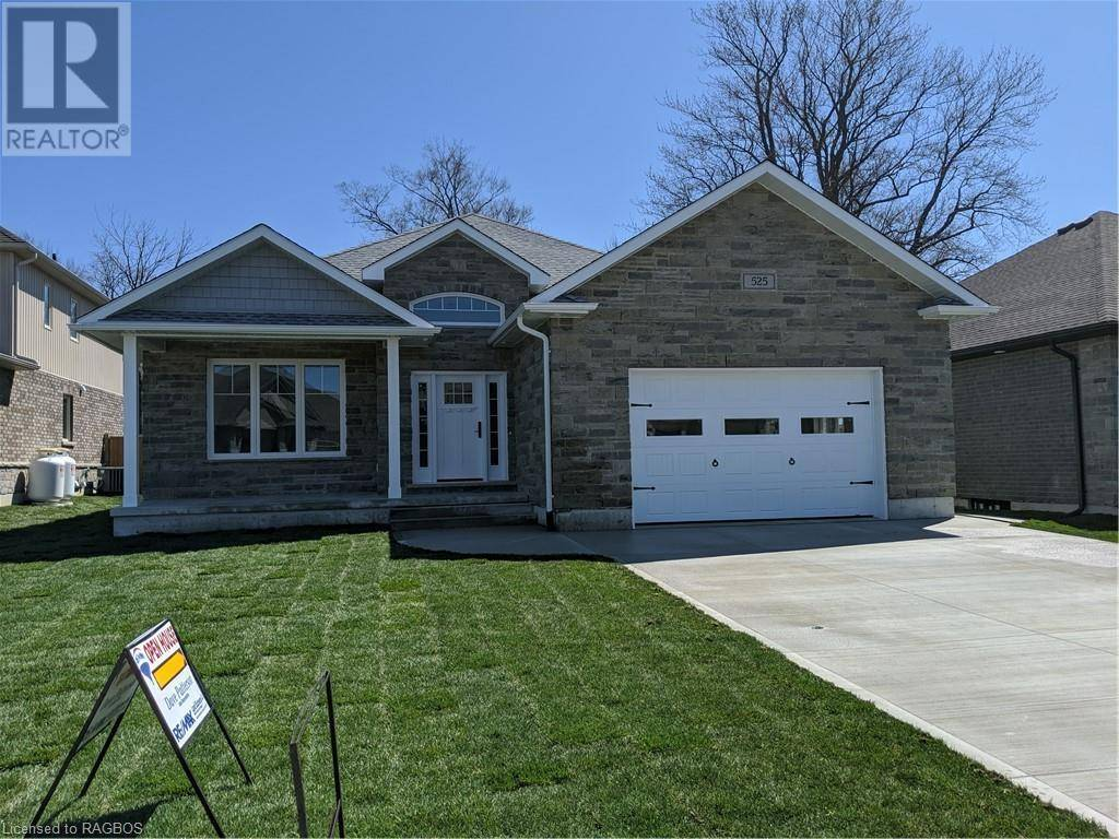 House for sale at 525 Morrison Cres Kincardine Ontario - MLS: 228484