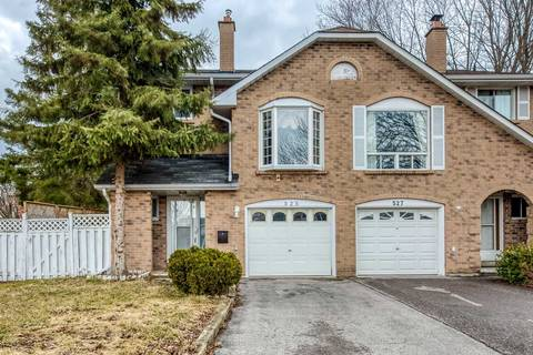 Townhouse for sale at 525 Muirfield St Oshawa Ontario - MLS: E4726031