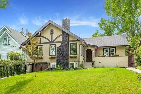 House for sale at 525 Salem Ave Southwest Calgary Alberta - MLS: C4255093