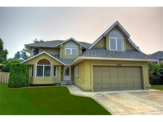 For Sale: 525 Sarsons Road, Kelowna, BC   5 Bed, 3 Bath House for $918,880. See 35 photos!