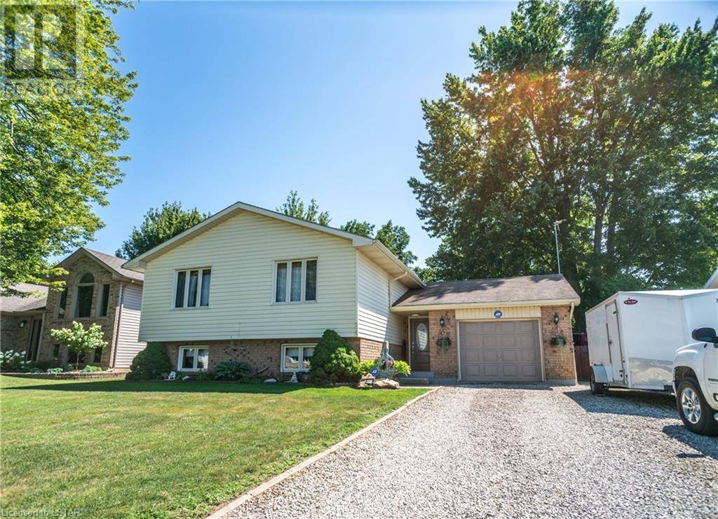 House for sale at 525 Trerice St West Dresden Ontario - MLS: 215750