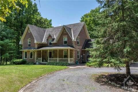 House for sale at 5251 Carp Rd Kinburn Ontario - MLS: 1204410