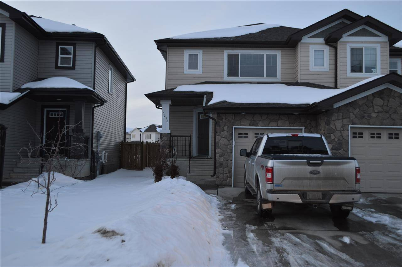 Townhouse for sale at 5258 20 Ave Sw Edmonton Alberta - MLS: E4187864