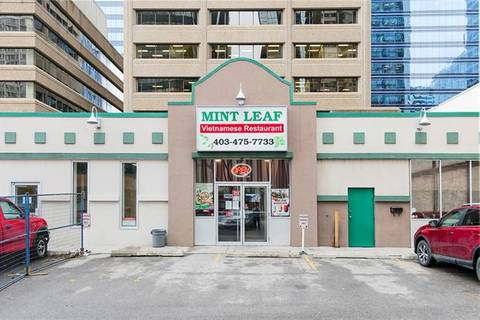Commercial property for lease at 526 4 Ave Southwest Calgary Alberta - MLS: C4272444