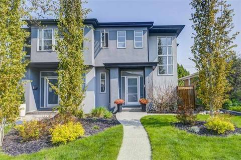Townhouse for sale at 526 51 Ave Southwest Calgary Alberta - MLS: C4247719