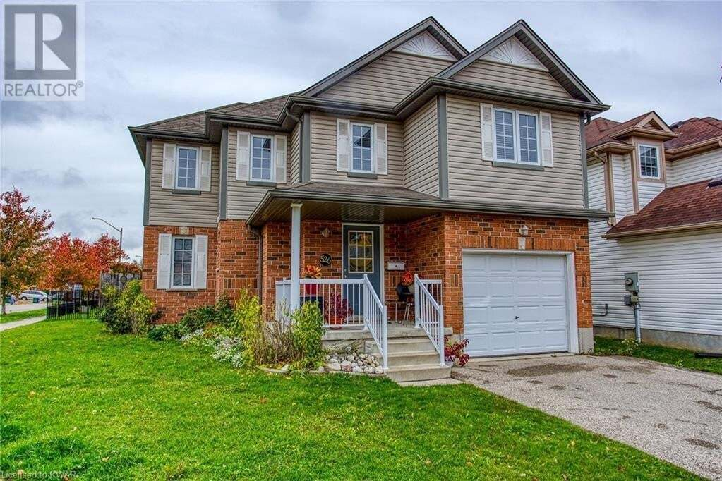 House for sale at 526 Blue Beech Blvd Waterloo Ontario - MLS: 40035873