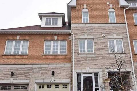 Townhouse for rent at 526 Candlestick Lower Circ Mississauga Ontario - MLS: W4583408