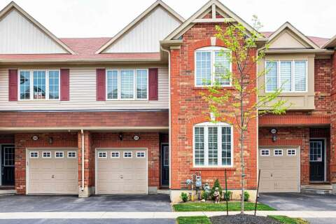 Townhouse for sale at 526 Cavanagh Ln Milton Ontario - MLS: W4774644