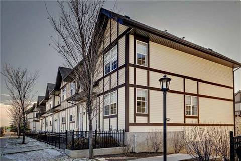Townhouse for sale at 526 Cranford Ct Southeast Calgary Alberta - MLS: C4273795