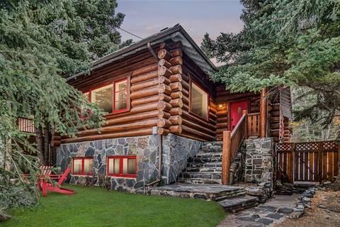 House for sale at 526 Deer St Banff Alberta - MLS: C4278821