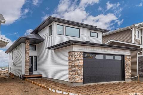 House for sale at 526 Germain Wy Saskatoon Saskatchewan - MLS: SK797025