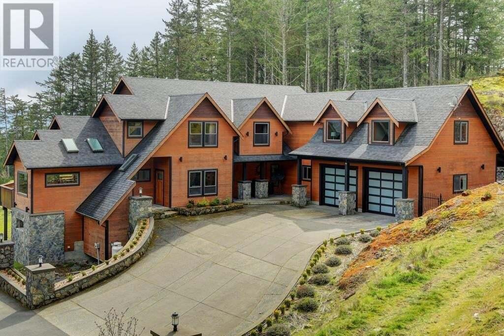House for sale at 5260 La Bonne Rd Victoria British Columbia - MLS: 423914