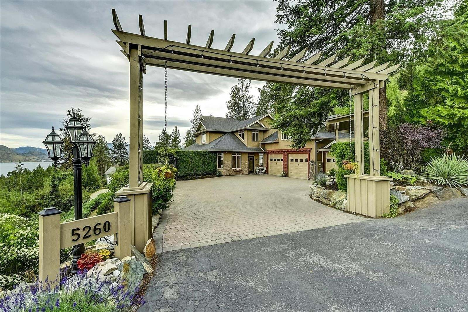 House for sale at 5260 Trepanier Bench Rd Peachland British Columbia - MLS: 10209638