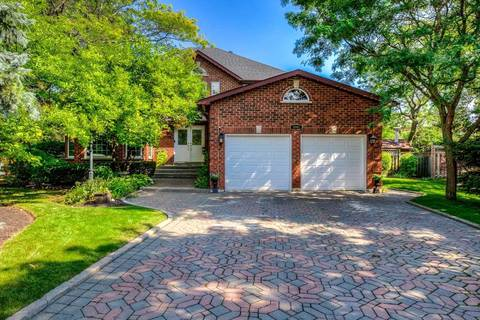 House for sale at 5261 Durie Rd Mississauga Ontario - MLS: W4584619