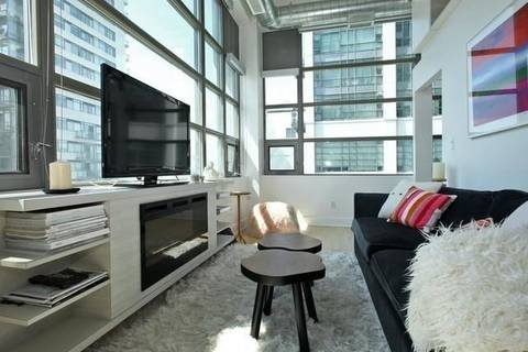 Apartment for rent at 637 Lake Shore Blvd Unit 527 Toronto Ontario - MLS: C4735352