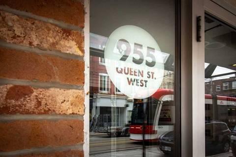 Condo for sale at 955 Queen St Unit 527 Toronto Ontario - MLS: C4732742