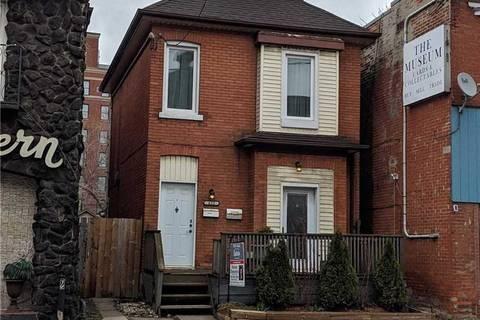 House for sale at 527 Barton St Hamilton Ontario - MLS: X4416213