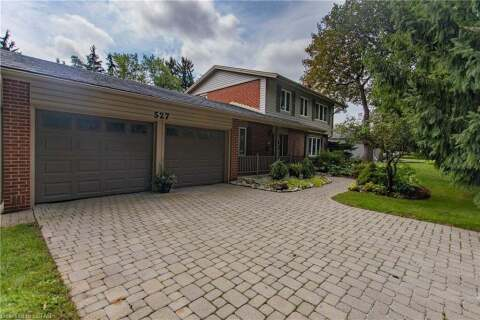 House for sale at 527 Bobbybrook Dr London Ontario - MLS: 40022573