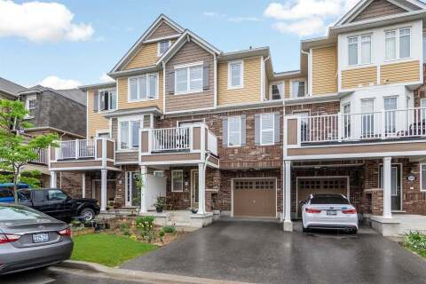 Townhouse for sale at 527 Cavanagh Ln Milton Ontario - MLS: W4775578