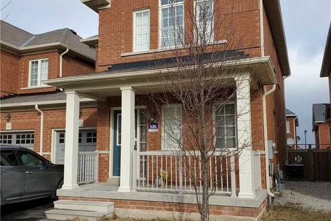 Townhouse for rent at 527 Nairn Circ Milton Ontario - MLS: W4657616