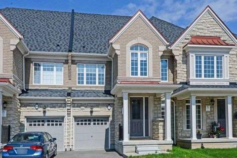 Townhouse for sale at 527 Terrace Wy Oakville Ontario - MLS: W4459621